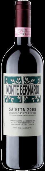 SA'ETTA Chianti Classico Riserva 2015, Monte Bernardi