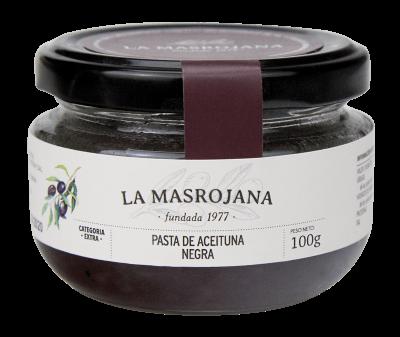 PATE DE ACEITUNA NEGRA Olivenpaste, La Masrojana