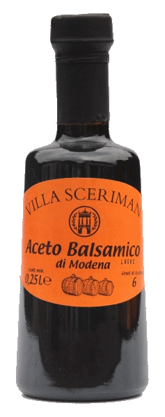 ACETO BALSAMICO DI MODENA, Villa Sceriman