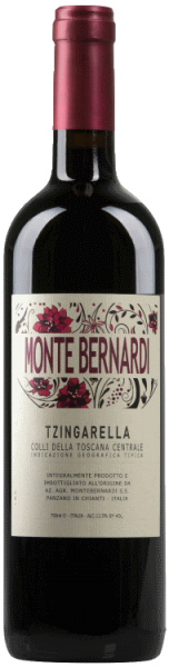 TZINGARELLA Toscana 2018, Monte Bernardi