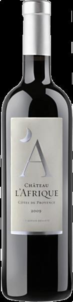 CHATEAU L'AFRIQUE ROUGE Côtes de Provence 2012, Château Sumeire