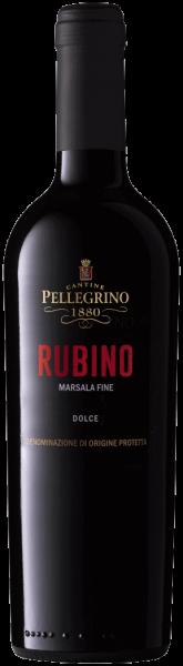 MARSALA FINE RUBINO Dolce, Pellegrino