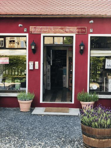 Vinothek-Shop