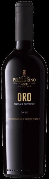MARSALA SUPERIORE ORO Dolce, Pellegrino